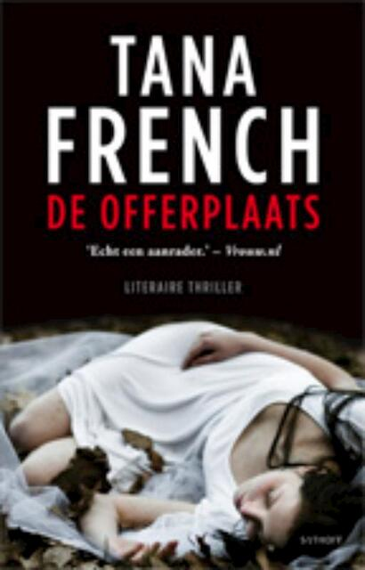 De offerplaats - Tana French