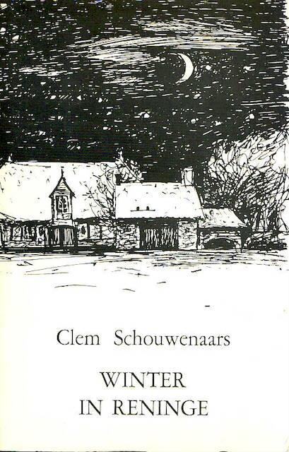 Winter in Reninge - Clem Schouwenaars