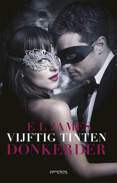 Vijftig tinten donkerder - E.L. James