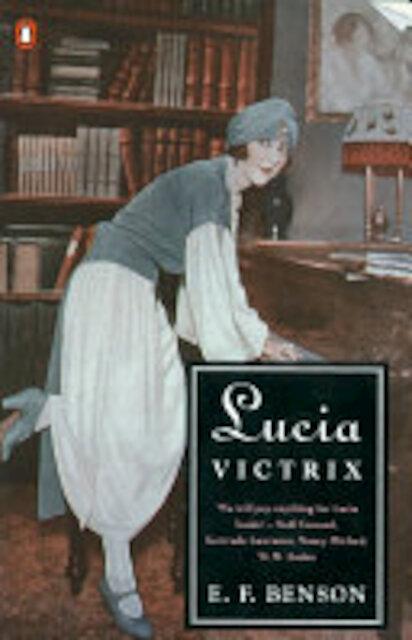 Lucia Victrix - E. F. Benson