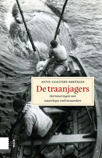 De traanjagers - Anne-Goaitske Breteler