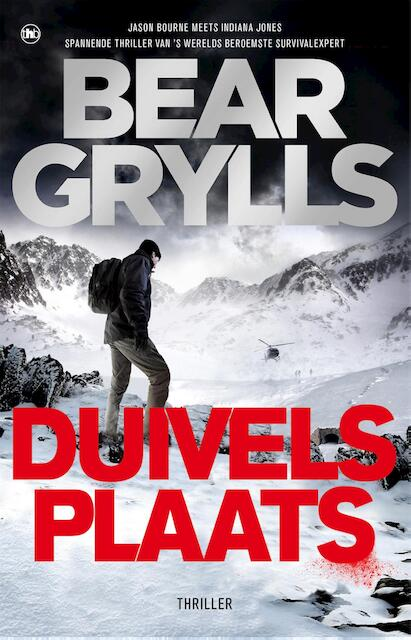 Duivelsplaats - Bear Grylls