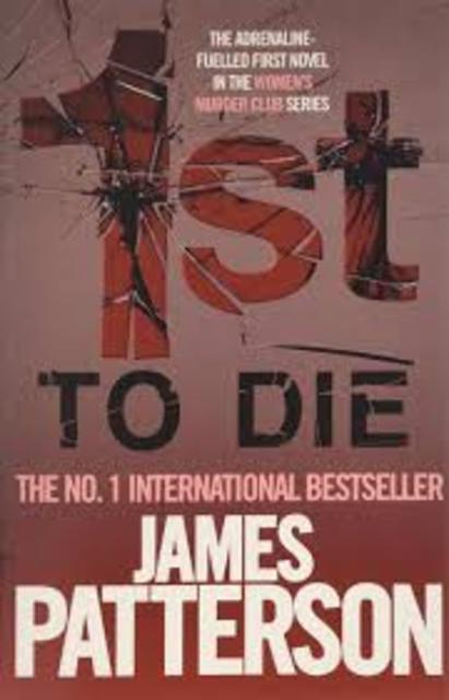 1st to die - James Patterson