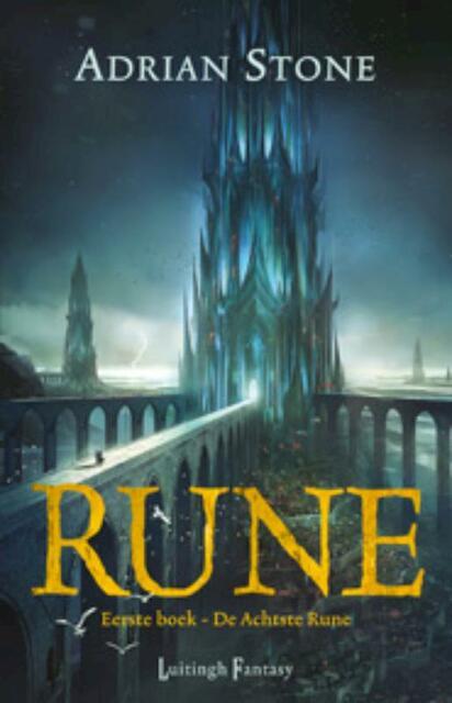 Rune / 1 De achtste rune - Adrian Stone