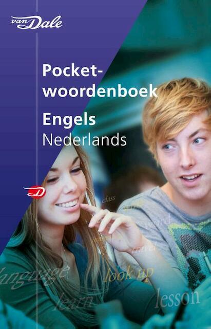 Van Dale Pocketwoordenboek Engels-Nederlands -