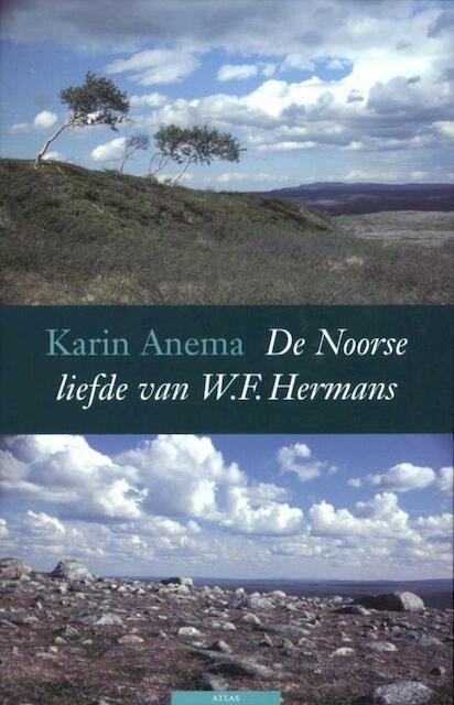 De Noorse liefde van W.F. Hermans - Karin Anema