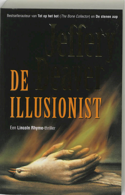 De illusionist - Jeffery Deaver