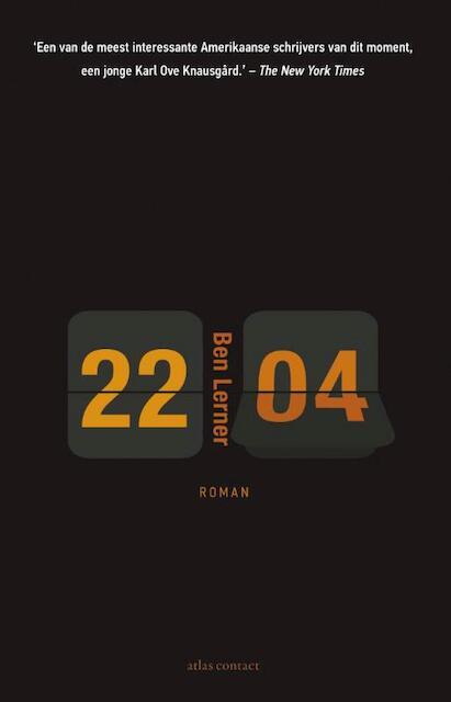 22.04 - Ben Lerner