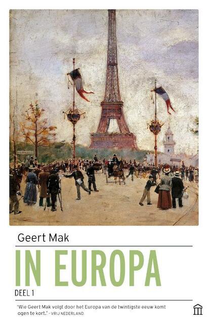 In Europa set - Geert Mak