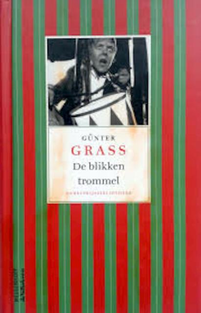 De blikken trommel - Gunther Grass
