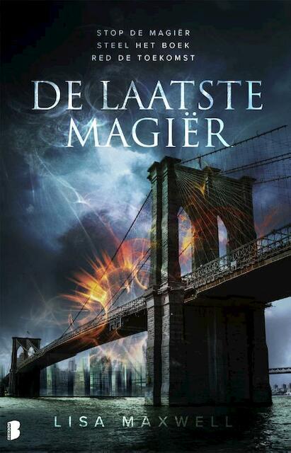De laatste magiër - Lisa Maxwell