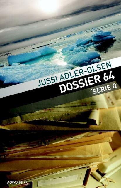 Dossier 64 - Jussi Adler-Olsen