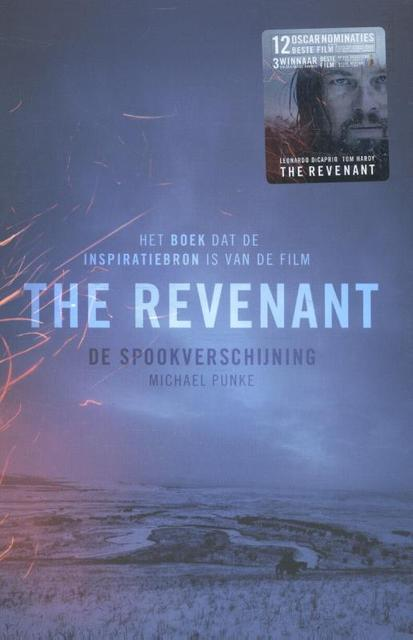 The Revenant/Spookverschijning - Punke Michael