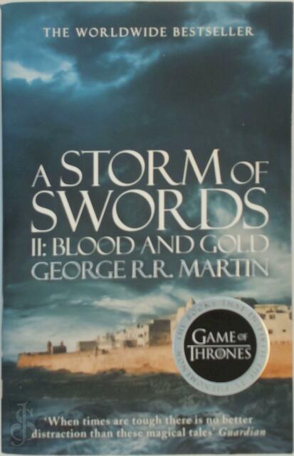 Storm of Swords - George R R Martin