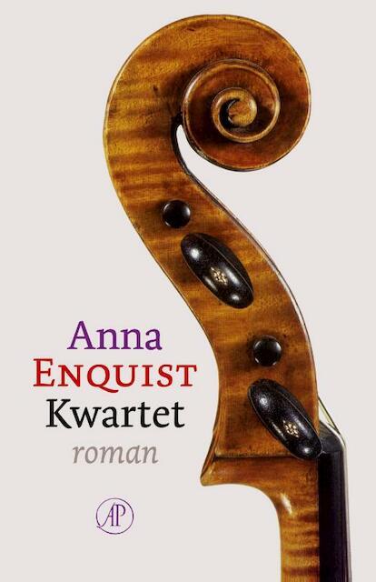 Kwartet - Anna Enquist