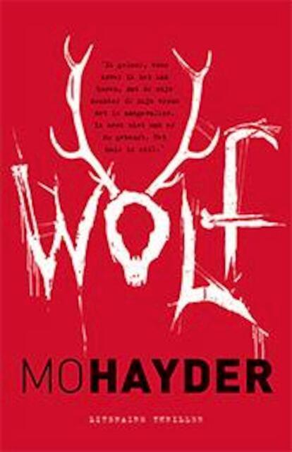 Jack Cafferty 7 Wolf - Mo Hayder