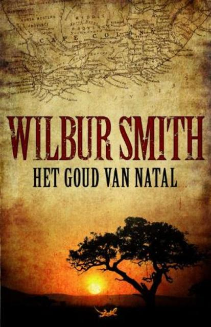 Het goud van Natal - Wilbur Smith