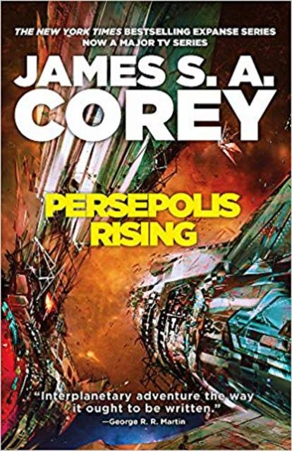 Persepolis Rising - James S A Corey