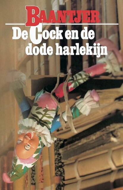 De Cock en de dode harlekijn - Albert Cornelis Baantjer