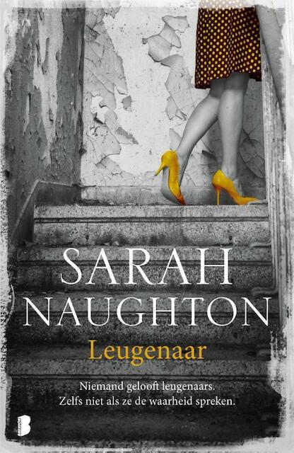 Leugenaar - Sarah Naughton