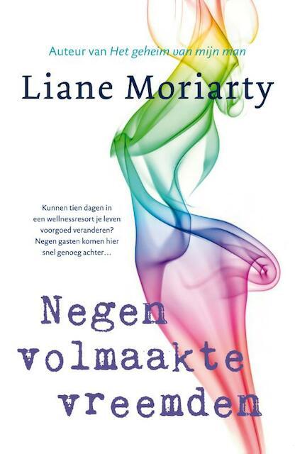 Nieuwe roman - werktitel - Liane Moriarty