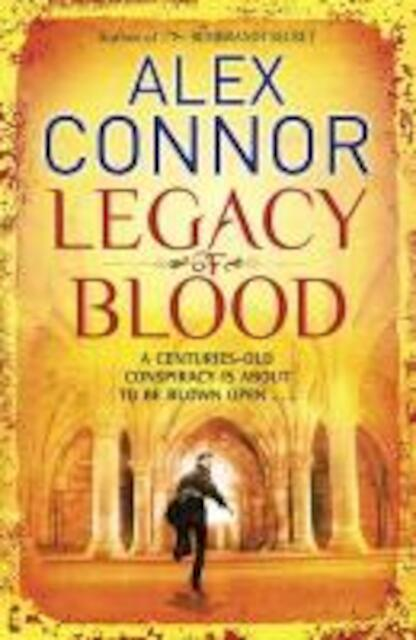 Legacy of Blood - Alexandra Connor