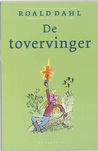 De tovervinger, paperback - Roald Dahl