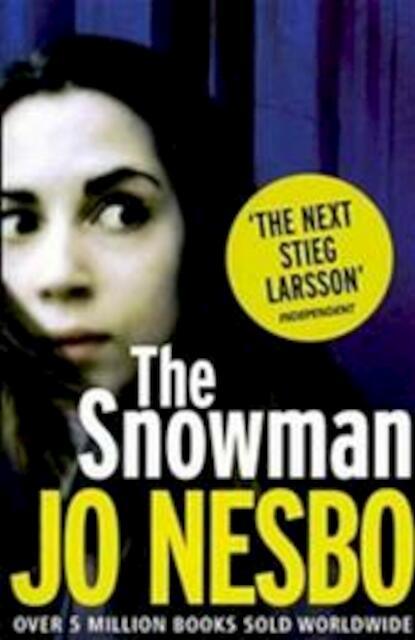 Snowman - Jo Nesbo