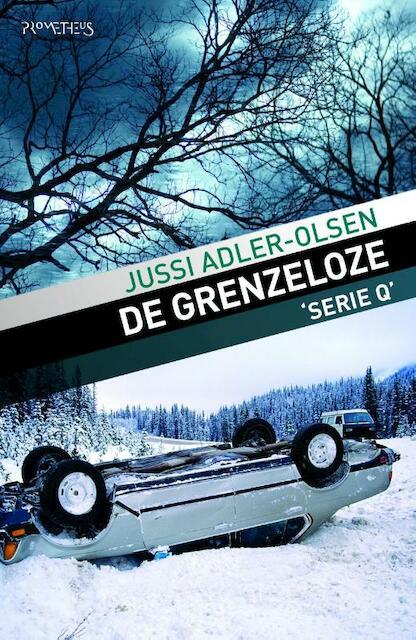 De grenzenloze - Jussi Adler-Olsen