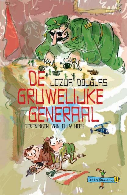 De gruwelijke generaal - Jozua Douglas