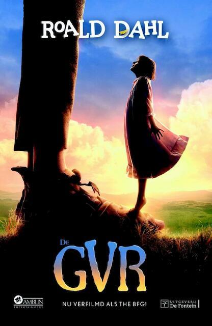 De GVR - filmeditie - Roald Dahl