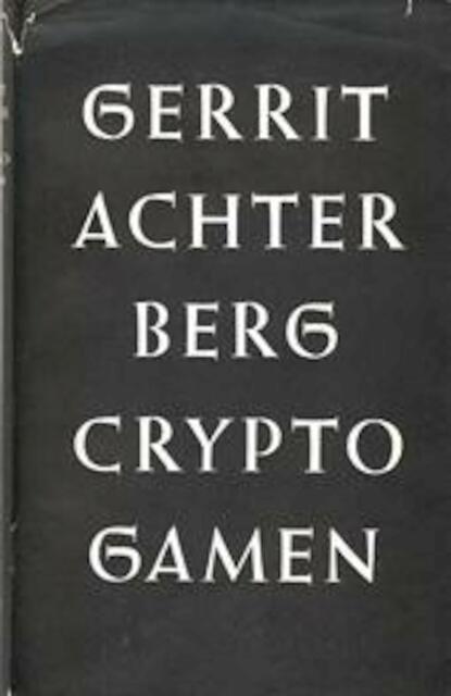 Cryptogamen - Gerrit Achterberg, Bertus [inl.] Aafjes
