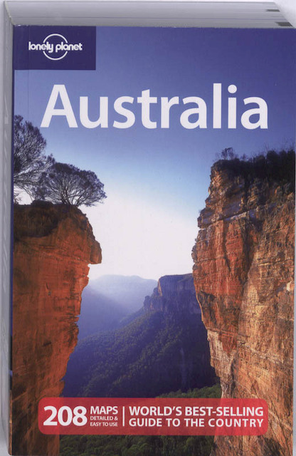 Lonely Planet Australia - Unknown