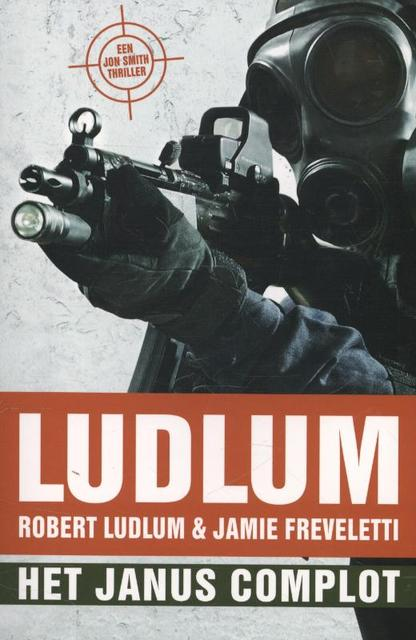 Het Janus complot - Robert Ludlum, Jamie Freveletti