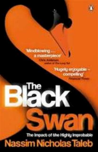 Black Swan - Nassim Taleb