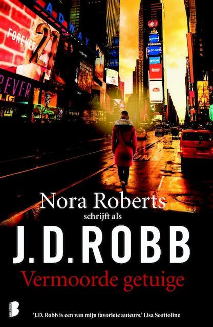 Vermoorde getuige - J.D. Robb