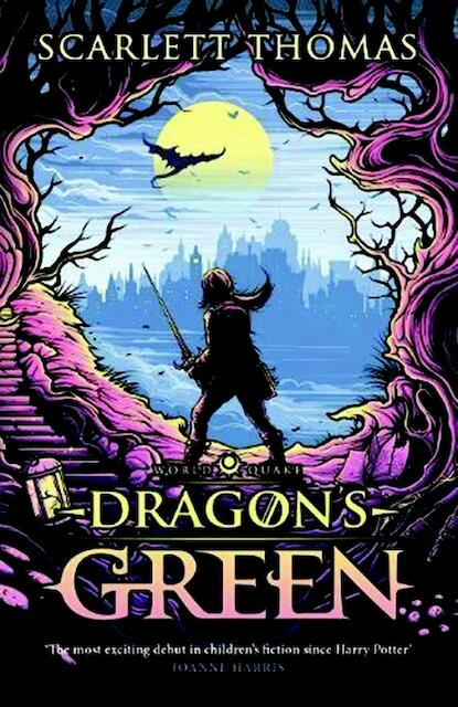 Dragon's Green - Scarlett Thomas
