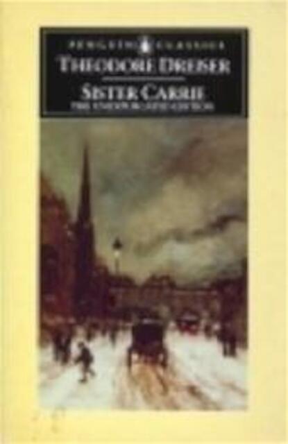 Carrie - Theodore Dreiser