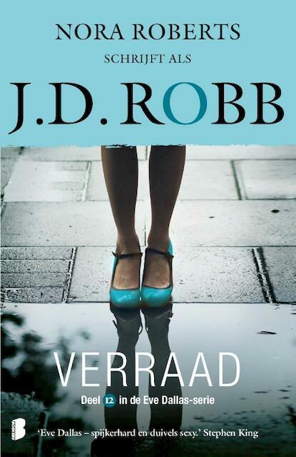 Verraad - J.D. Robb