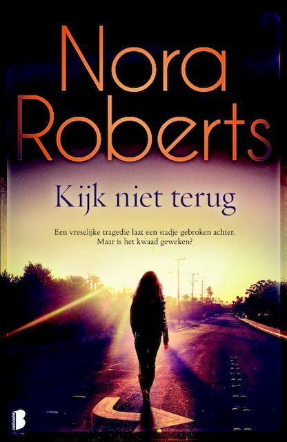 Kijk niet terug - Nora Roberts