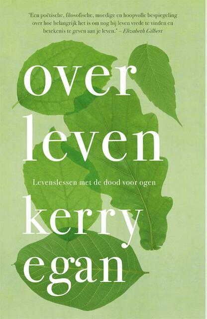 Over leven - Kerry Egan