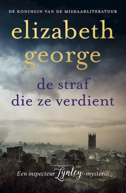 De straf die ze verdient - Elizabeth George