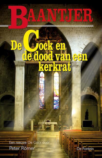 De Cock en de dood van een kerkrat (deel 83) - Peter Römer