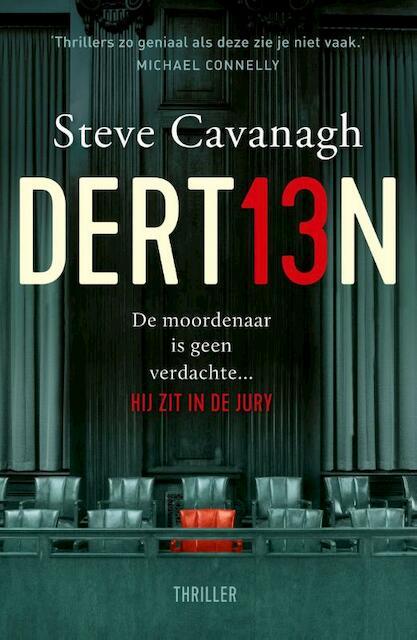 Dertien - Steve Cavanagh