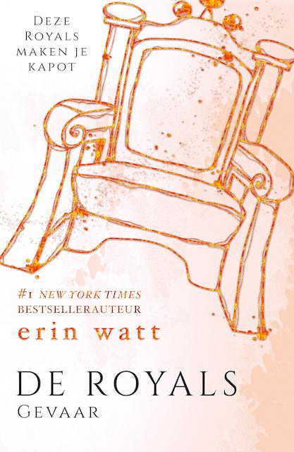 De Royals 5 - Gevaar - Erin Watt