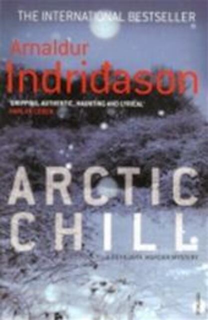 Arctic Chill - Arnaldur Indridason