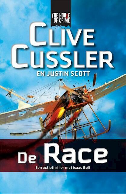 De race - Clive Cussler, Justin Scott