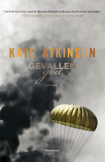 Gevallen God - Kate Atkinson