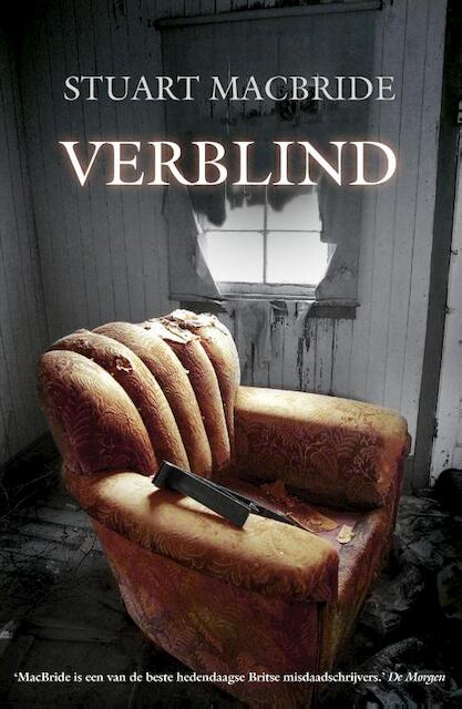 Verblind - Stuart MacBride
