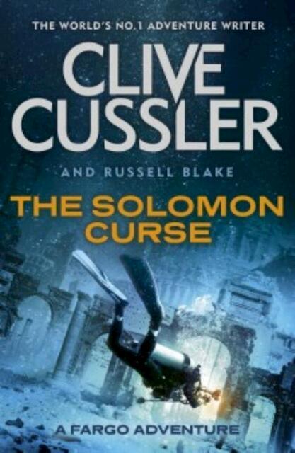 The Solomon Curse - Clive Cussler